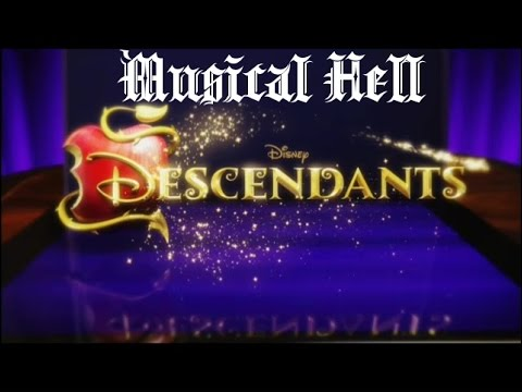 Descendants: Musical Hell Review #51