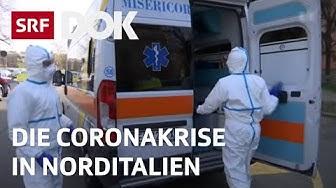 Reportage aus Norditalien: Kampf gegen das Coronavirus | SRF News