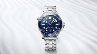 OMEGA Seamaster Diver 300M – Baselworld 2018