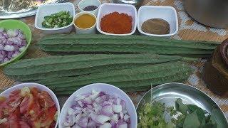 village style Cooking dosa peerkangai masiyal / chutney recipe Cooking By Village food Recipes
