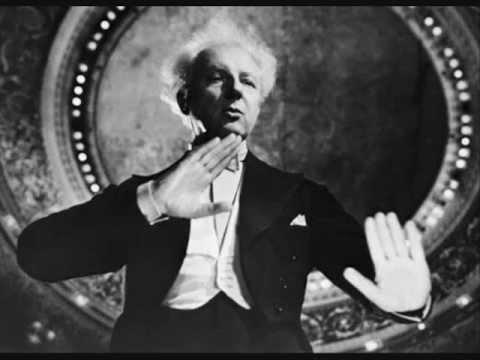 Vaughan Williams 'Greensleeves' - Stokowski conducts the New York Philharmonic