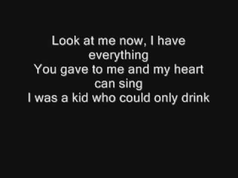 Lana Del Rey - Because of You  (LYRICS)
