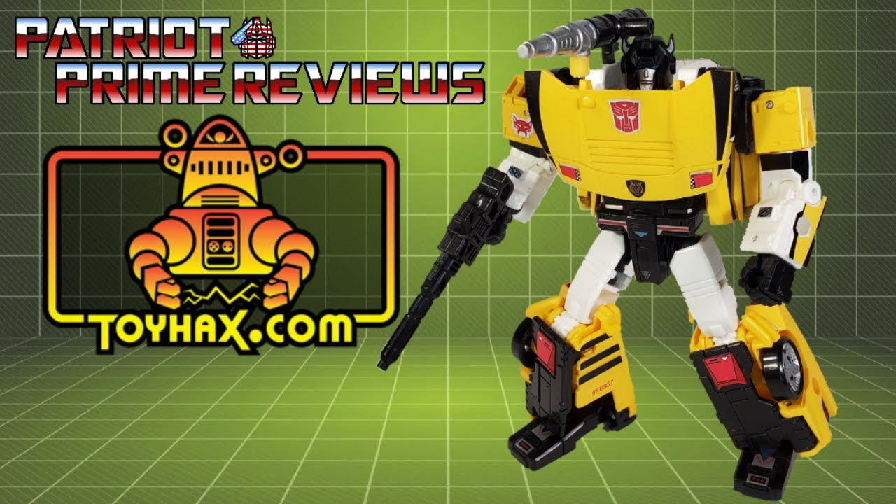Patriot Prime Reviews Toyhax Decal Set for Generations Selects Tigertrack