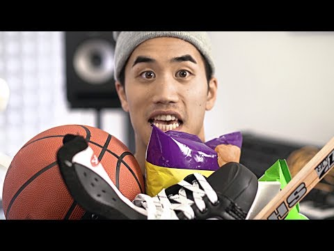 A song made from WEIRD CANADIAN THINGS! | Andrew Huang