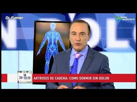 ARTROSIS DE CADERA - UN DOLOR QUE NO DEJA DORMIR -