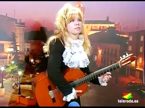 LEFT HAND SOLO- Galina Vale playing on Spanish TV