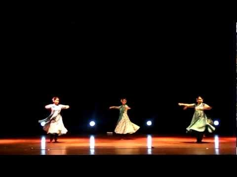 `SHE` Classical Kathak Performance in Istanbul