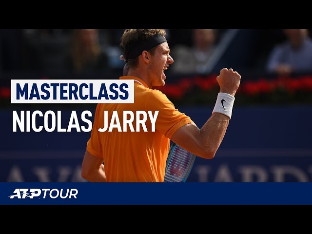 Nicolas Jarry's Tips For Mastering Forehand Shots