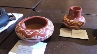 Best Of Show - Pottery | Santa Fe Indian Market 2018 Clip 3
