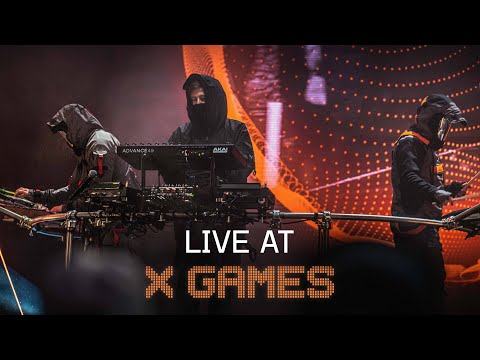 Alan Walker, K-391 & Ahrix – End of Time (Live @ X Games Norway 2020)