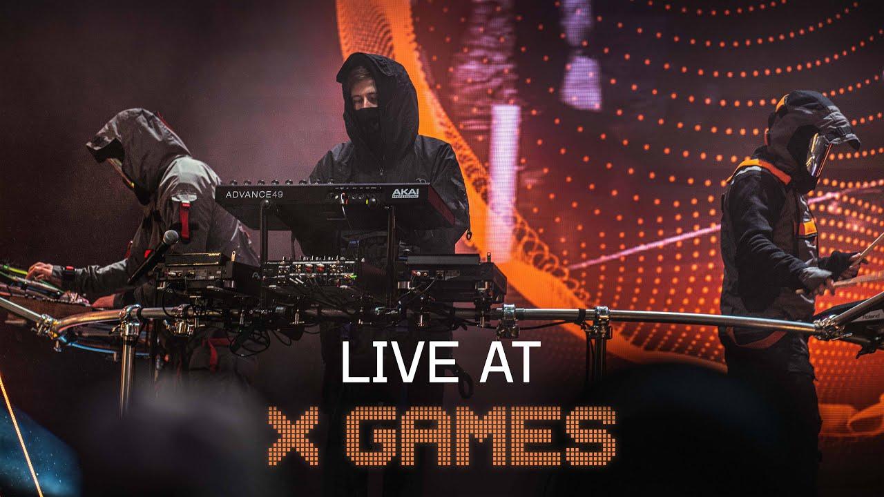 Download Alan Walker, K-391 & Ahrix - End of Time (Live @ X Games Norway 2020)