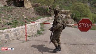 Ռուս խաղաղապահների աշխատանքը՝ Արցախում. ՌԴ ՊՆ-ի տեսանյութը