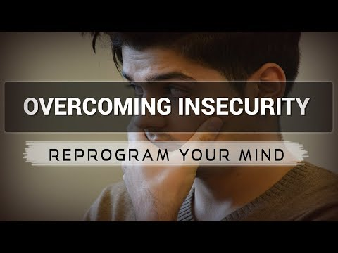 Stop Feeling Insecure affirmations mp3 music audio - Law of attraction - Hypnosis - Subliminal