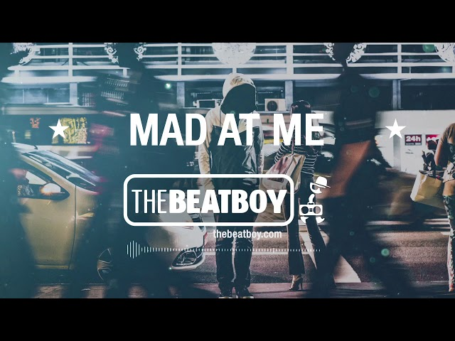 🔶MAD AT ME🔶 - Hip hop Rap Classic Beat Instrumental (Prod: THEBEATBOY)