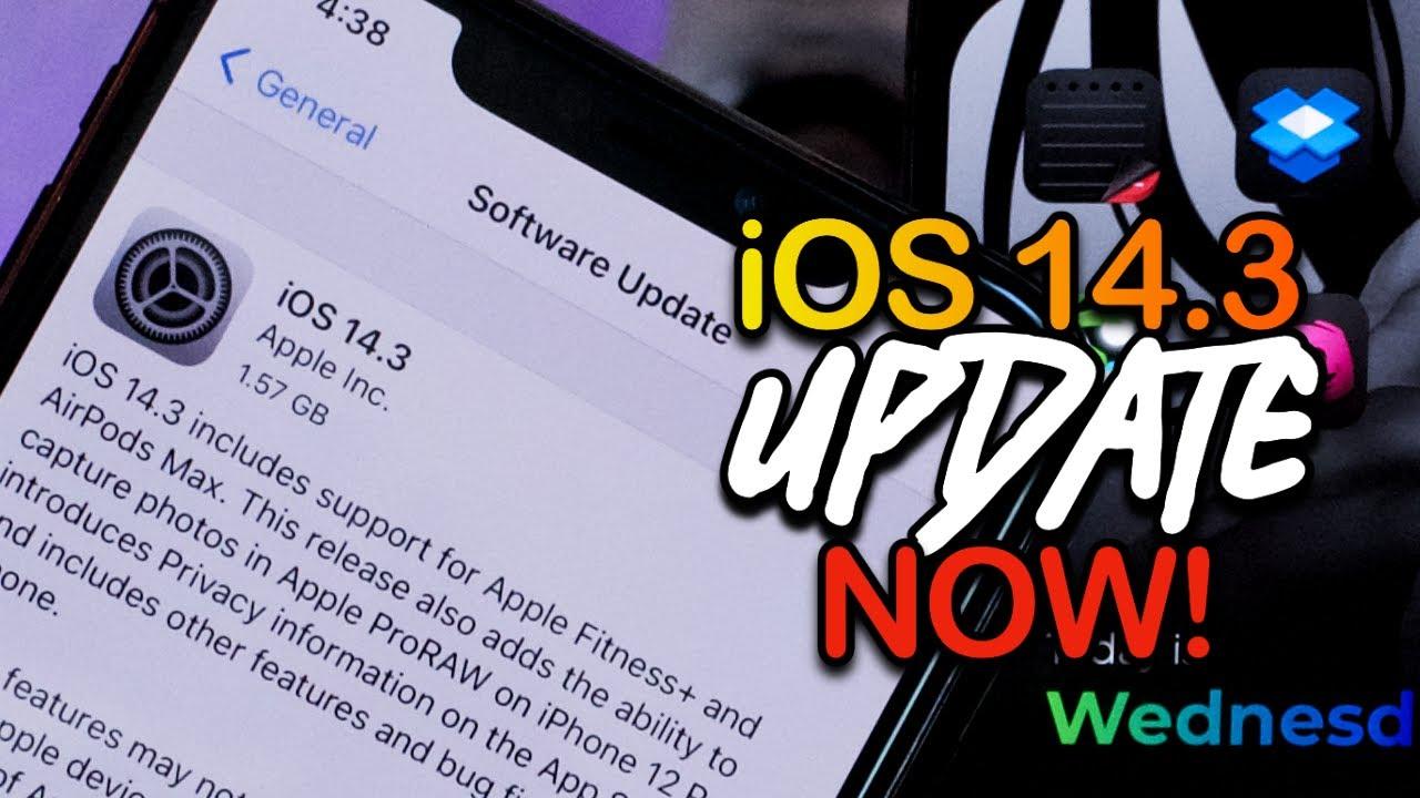 Update To iOS 14.3 NOW! Jailbreak OTA Method - No Computer Guide