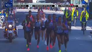 New York City Marathon 2016  Full Race