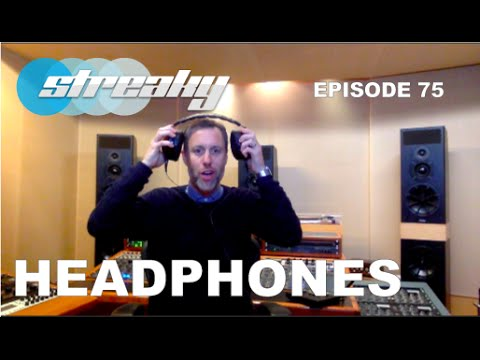 Using Headhones for Mixing & Mastering - Episode 75