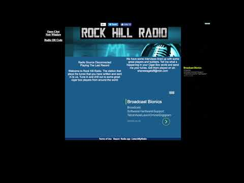 Rock Hill Radio 8