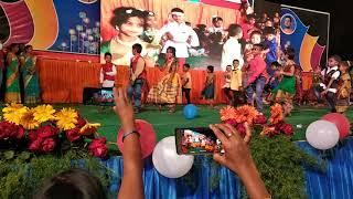 hariharthosahalli school nali nadeda aneveldey from ksshrathkumar kamalapura