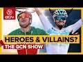 Heroes & Villains Of Pro Cycling? Quick-Step Vs Sky  | The GCN Show Ep. 302