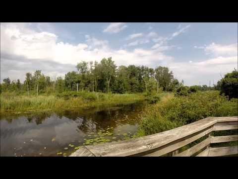 Long Nature Park, Walled Lake/Commerce, MI [HD] 12 min