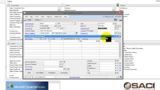 Microsoft Dynamics GP -- Create Return with Copy
