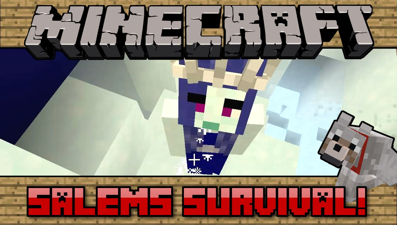 Squishy survival 9 - 132 Salems Survival Minecraft Pc