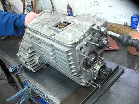 Lamborghini Diablo Transmission Test Set Up Youtube
