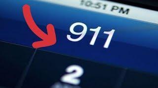 7 LLAMADAS Escalofriantes al 911