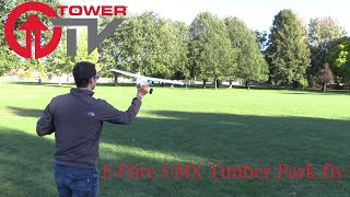 Load Video 2:  E-flite UMX Timber BNF Basic