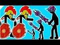 БЕСПОЩАДНЫЕ ЗОМБИ ЖРУТ ВСЕХ Stick War Legacy Zombie mp3