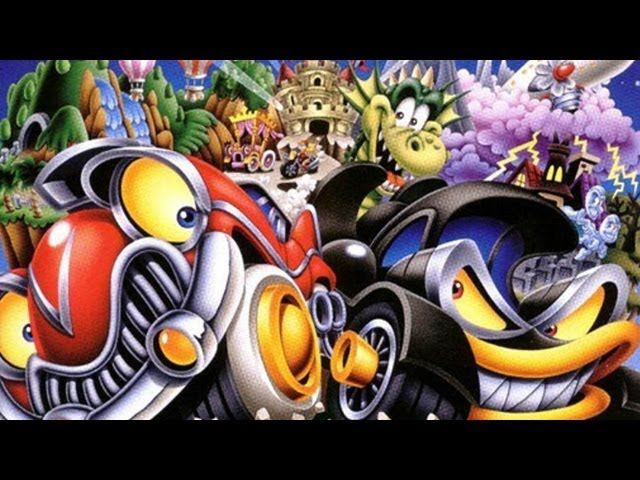 CGR Undertow - MOTOR TOON GRAND PRIX review for PlayStation