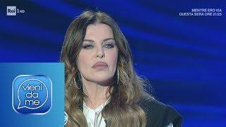 """""""le Domande Al Buio"""" Con Alba Parietti   Vieni Da Me 11/04/2019"""