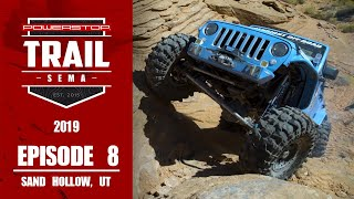 homepage tile video photo for Trail To SEMA 2019 - Episode 8: The Fallen at Sand Hollow, UT