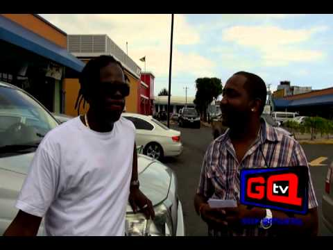 GQ TV --In Jamaica-Interview with Ritchie Spice(real down to earth person a must see!!!)