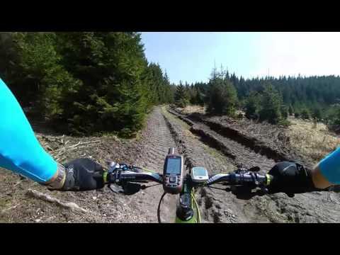 Mountainbike Leipzig: Rennsteig Talsperren Trails ab Bahnhof Oberhof