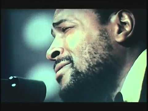 Marvin Gaye   What's Going On Live 1972