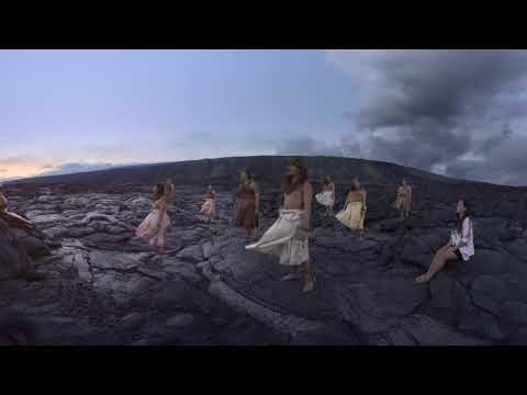 Hula on the island of Hawaii - 360 Video (#LetHawaiiHappen with Kimie Miner)