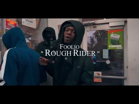 "Foolio ""Rough Rider"" Official Video"