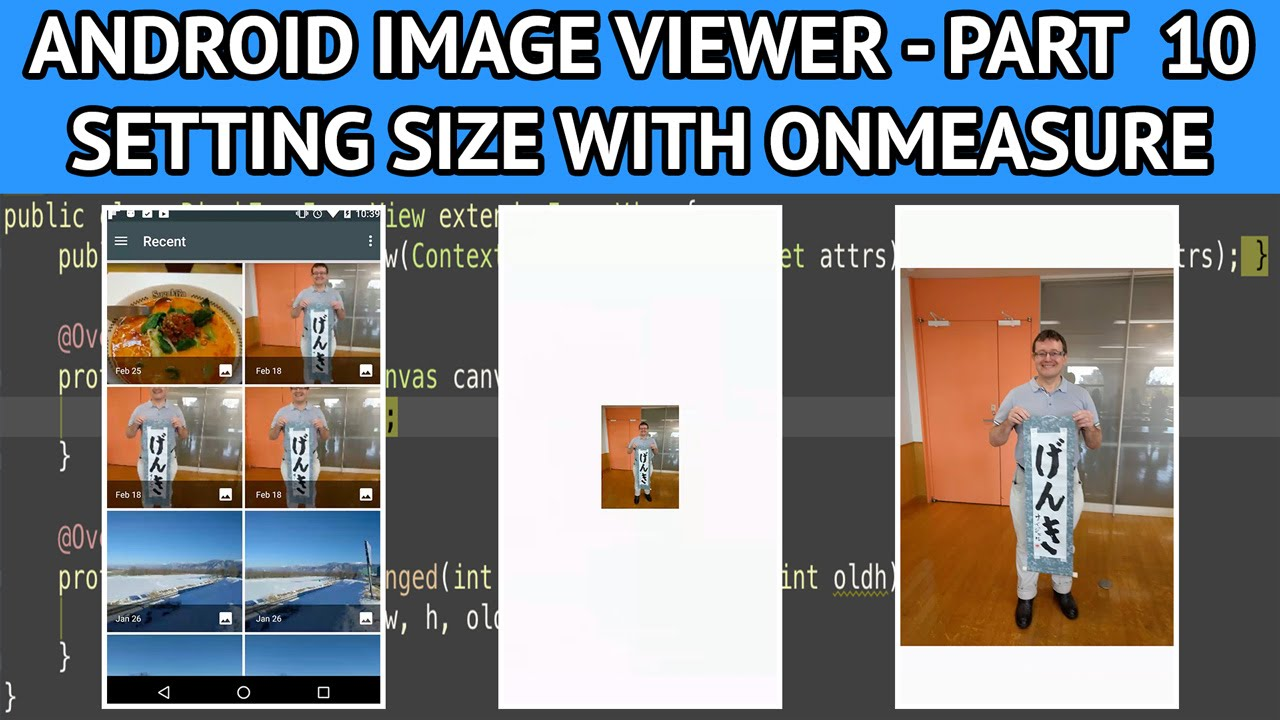 Android custom view tutorial | raywenderlich. Com.