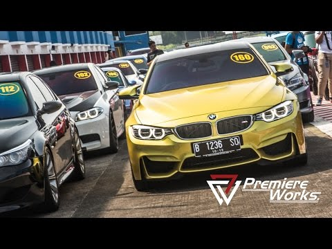 Premiere Works: ///M Track Day (Sentul International Circuit, Indonesia)