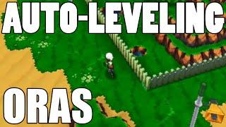 EASIEST Pokemon Leveling in Omega Ruby Alpha Sapphire - Battle Resort Infinite Loop