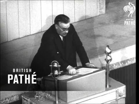 UN Food Debate (1946)
