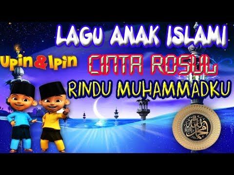 Rindu Muhammadku - Upin Ipin | Lagu Anak Islami - Edisi Cinta Rosul ( Cover Haddad Alwi )