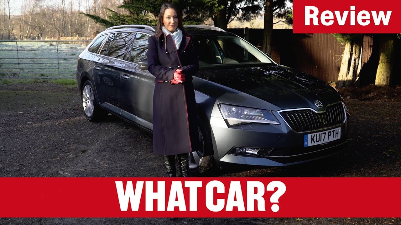 2019 Skoda Superb Estate Review Is This All The Car You D Ever