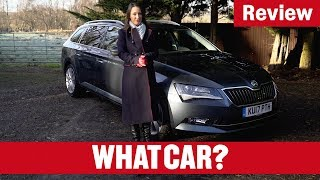 2018 Skoda Superb Estate review – Is this all the car you