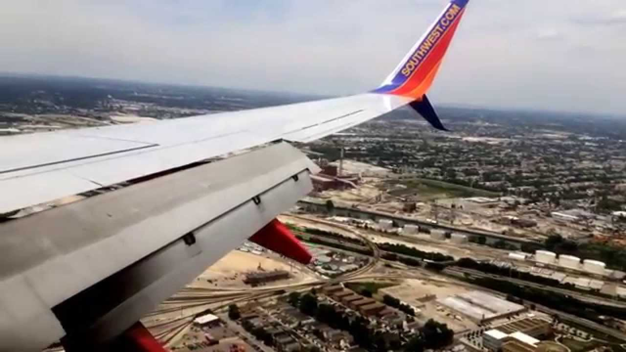 Hd Southwest 737 800 With Scimitar Winglets Rough
