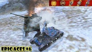 World of Tanks Blitz | Epic ACES #6 WT auf Pz. IV & AMX 30 1er prot.