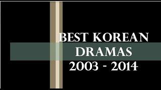 Video TOP BEST KOREAN DRAMAS (2003 - 2014) download MP3, 3GP, MP4, WEBM, AVI, FLV Agustus 2018