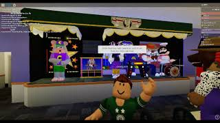 Chuck E.Cheese's Essex MD Roblox-My Family(Show 3 2019)#Show32019 #CECEssexMD